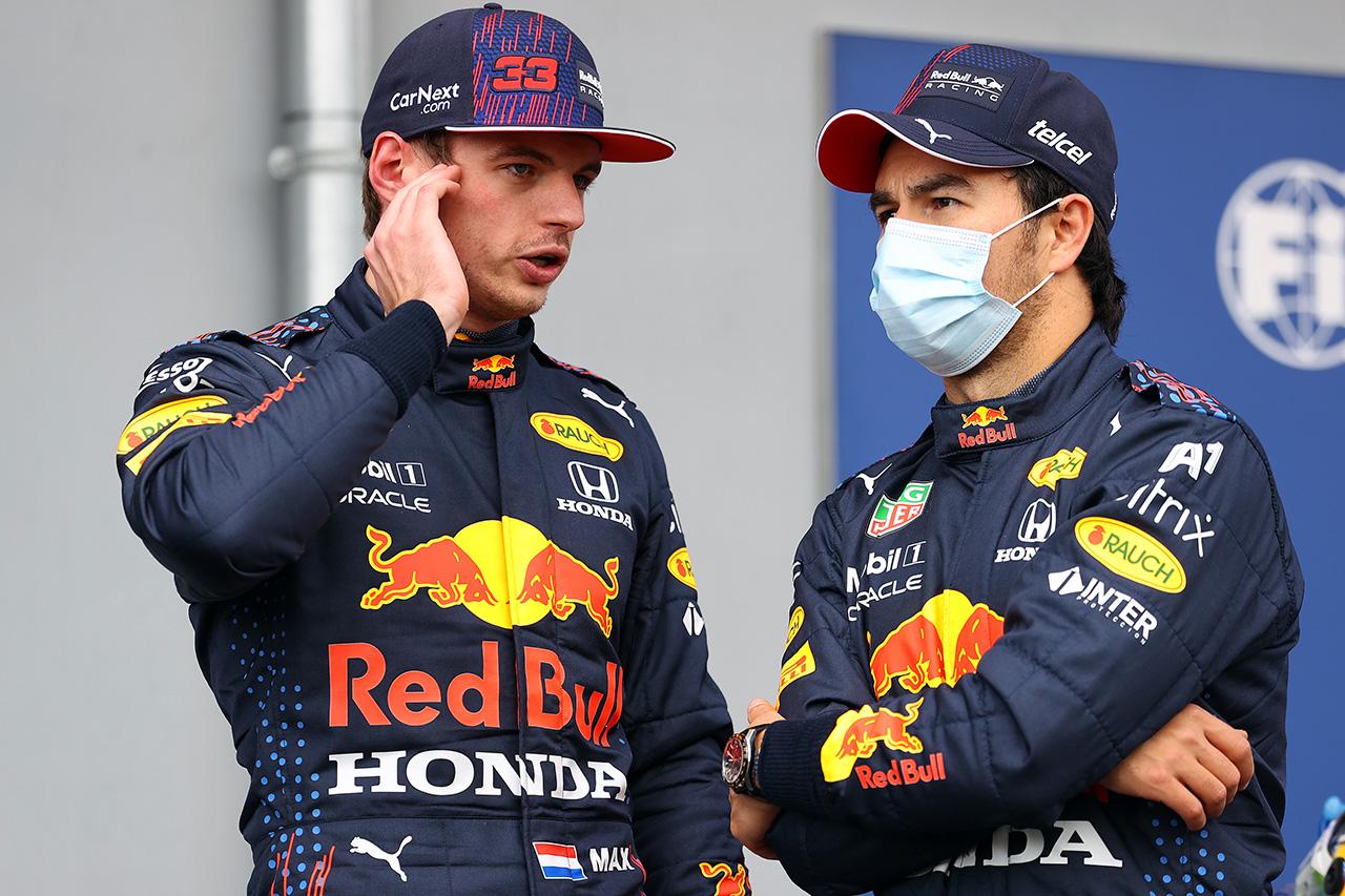 レッドブルF1代表 「両方のドライバーで戦える良いポジションにいる」 / F1エミリア・ロマーニャGP 予選