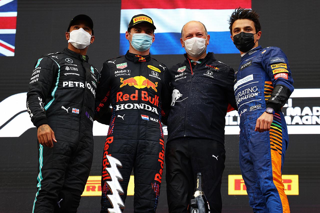 2021年 F1エミリア・ロマーニャGP 決勝:トップ10 ドライバーコメント