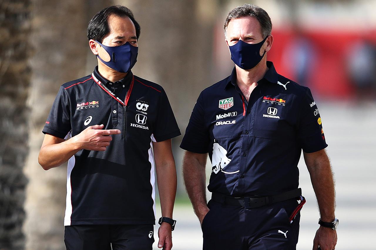 ホンダF1 田辺TD 記者会見 「PUの観点で言えばきっちりとレースができた」 / F1エミリア・ロマーニャGP 決勝