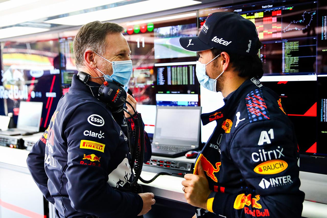 レッドブルF1代表、セルジオ・ペレスを擁護「まだ時間が必要」 / F1エミリア・ロマーニャGP 決勝