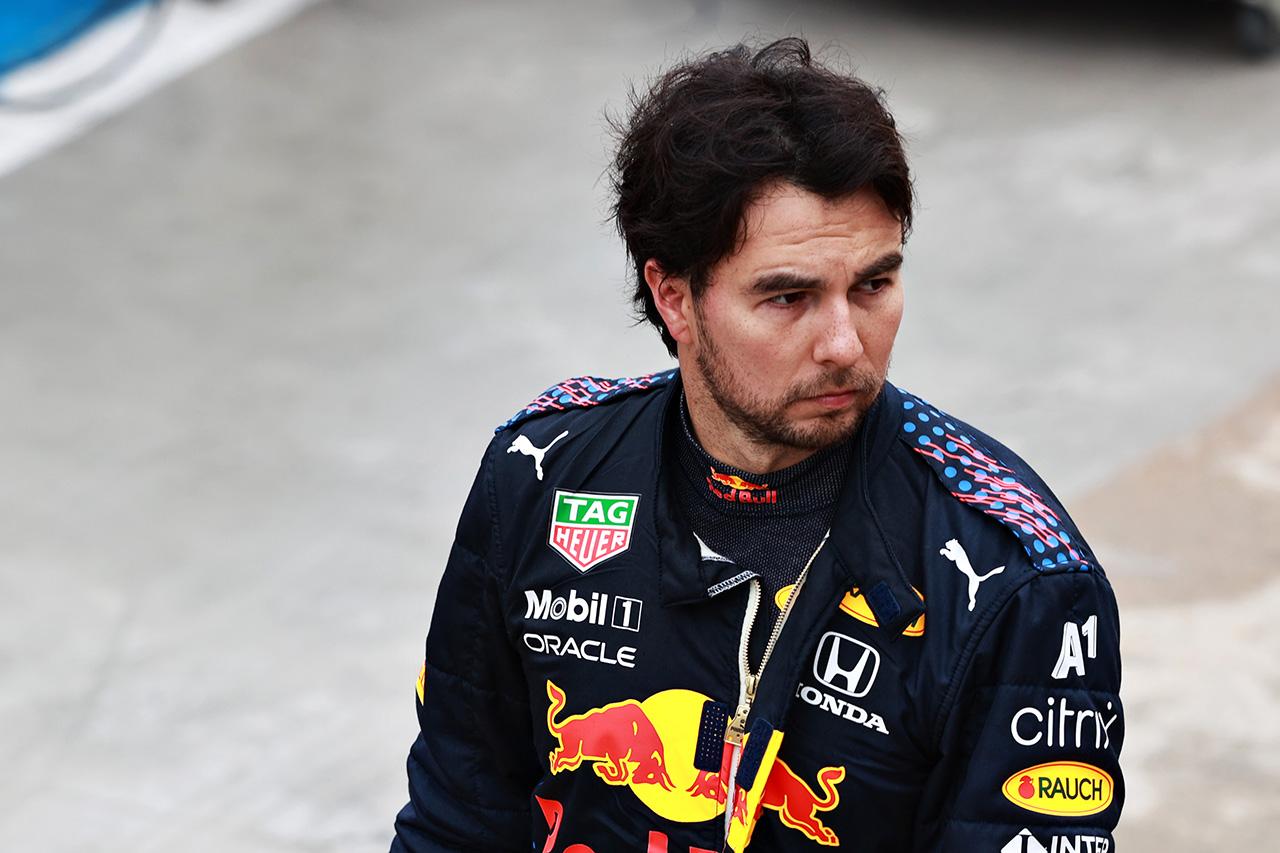 セルジオ・ペレス 「マシンには1-2フィニッシュも可能なペースがあった」 / F1エミリア・ロマーニャGP 決勝