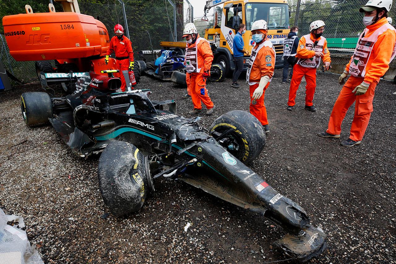 ジョージ・ラッセル 「今回の件でメルセデスF1との関係が拗れることはない」