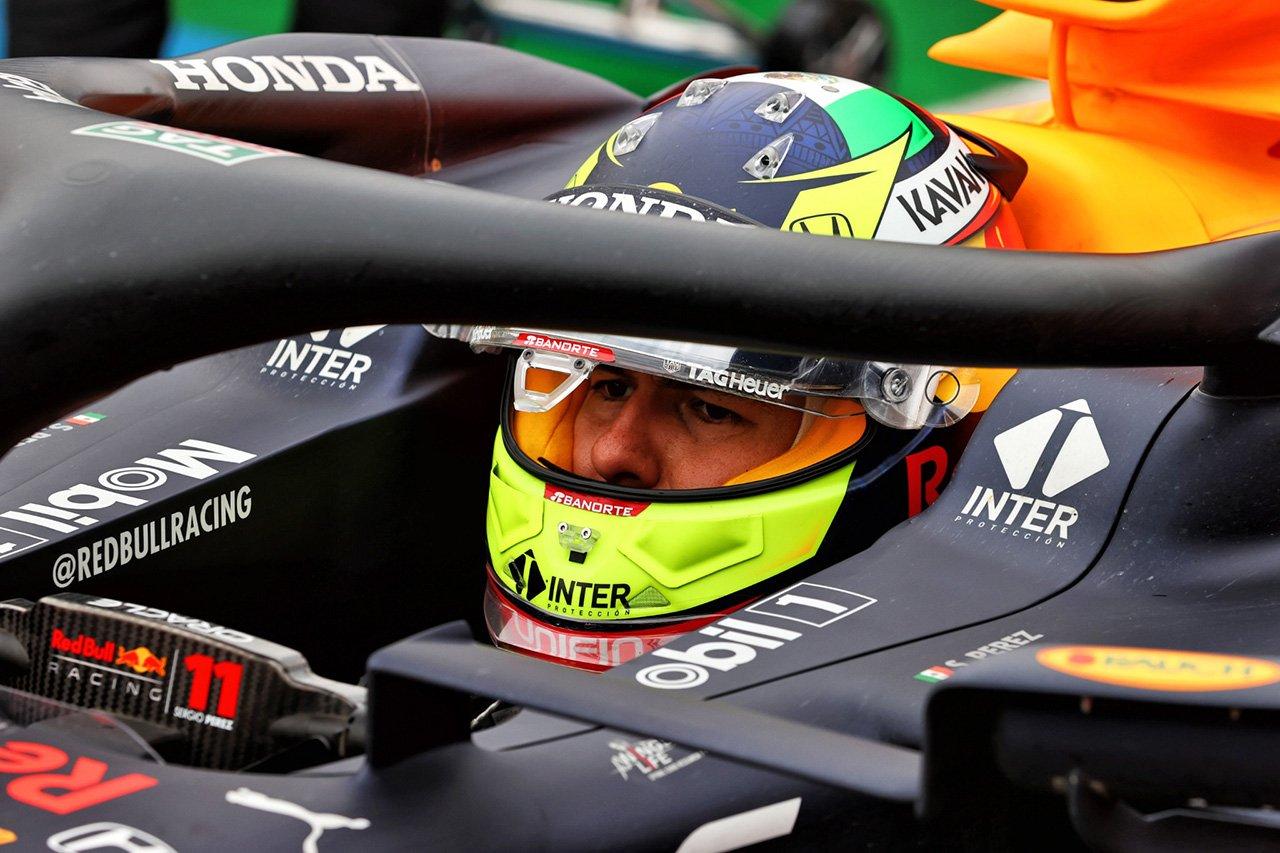 レッドブル・ホンダF1のセルジオ・ペレス、一連のミスを謝罪「自分はそこにいなかった」 / F1エミリア・ロマーニャGP