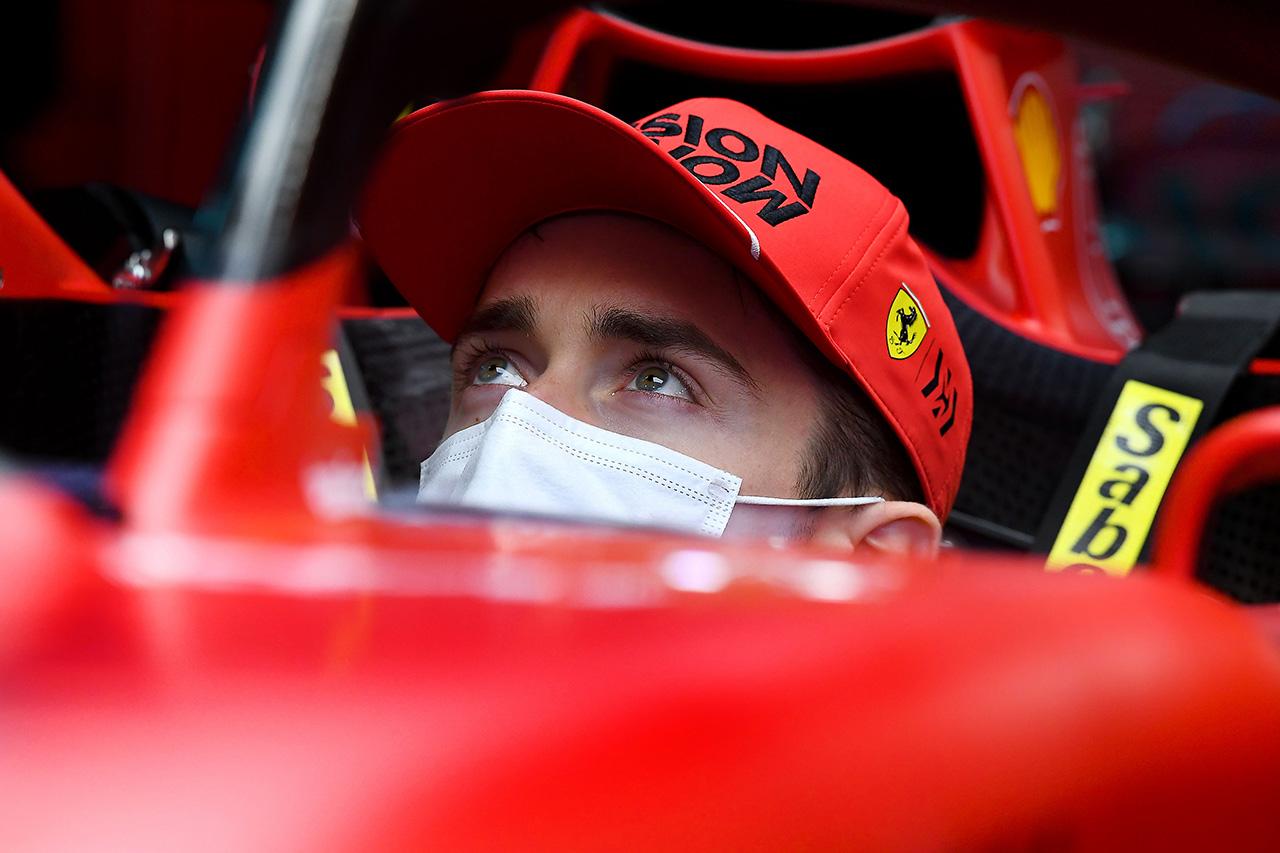 フェラーリF1のシャルル・ルクレール 「2倍の給料を提示されても移籍はしない」