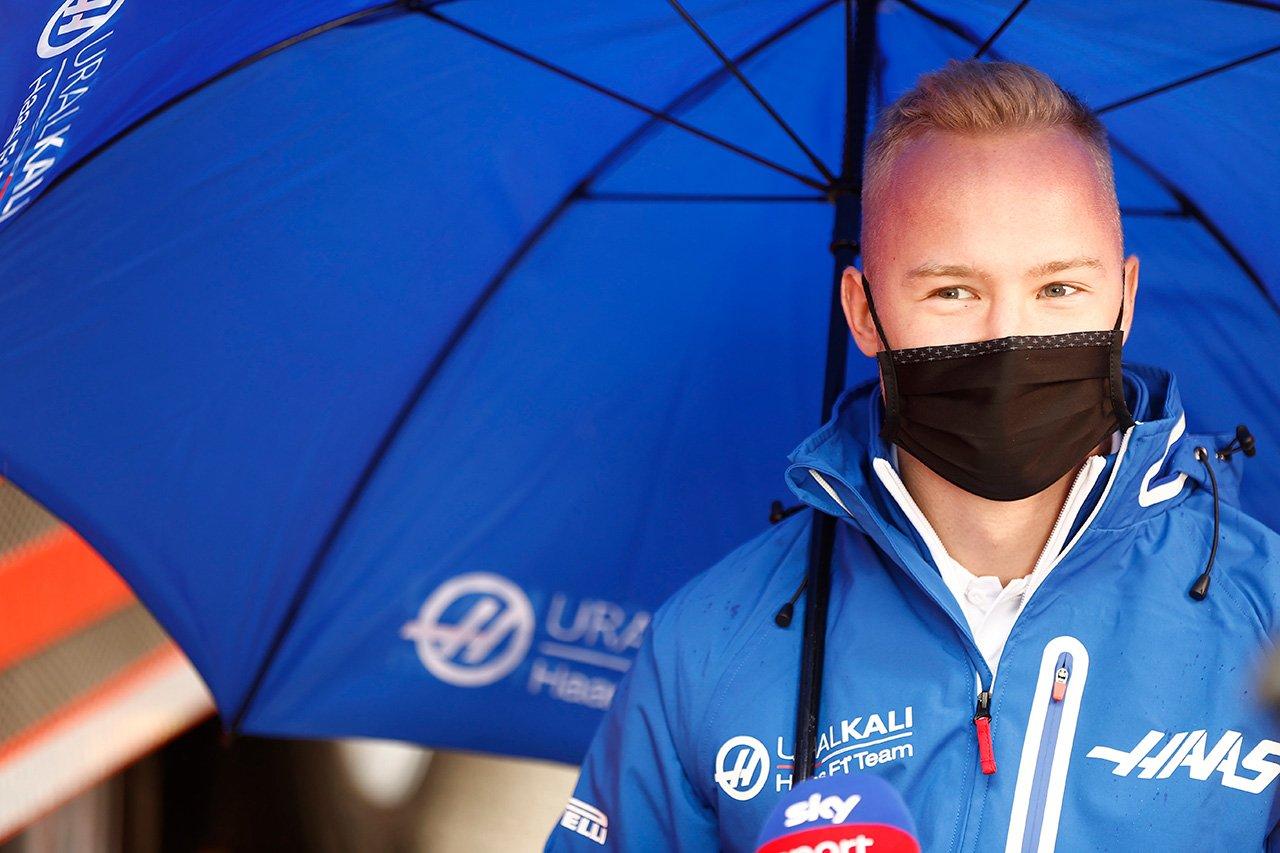 ニキータ・マゼピン 「F1では誰もが自分のことしか考えていない」