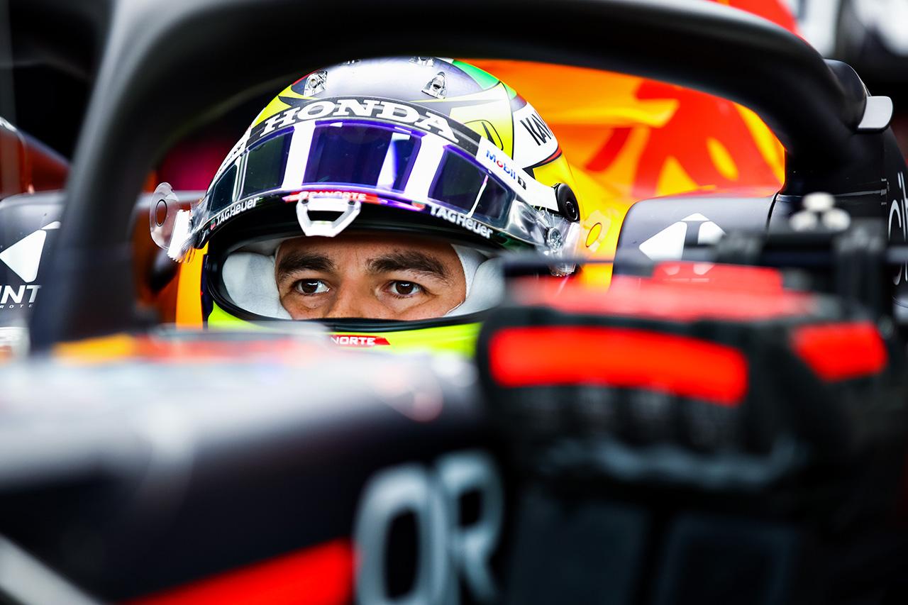 レッドブル・ホンダF1のセルジオ・ペレス 「自分が何を求められているかは分かっている」