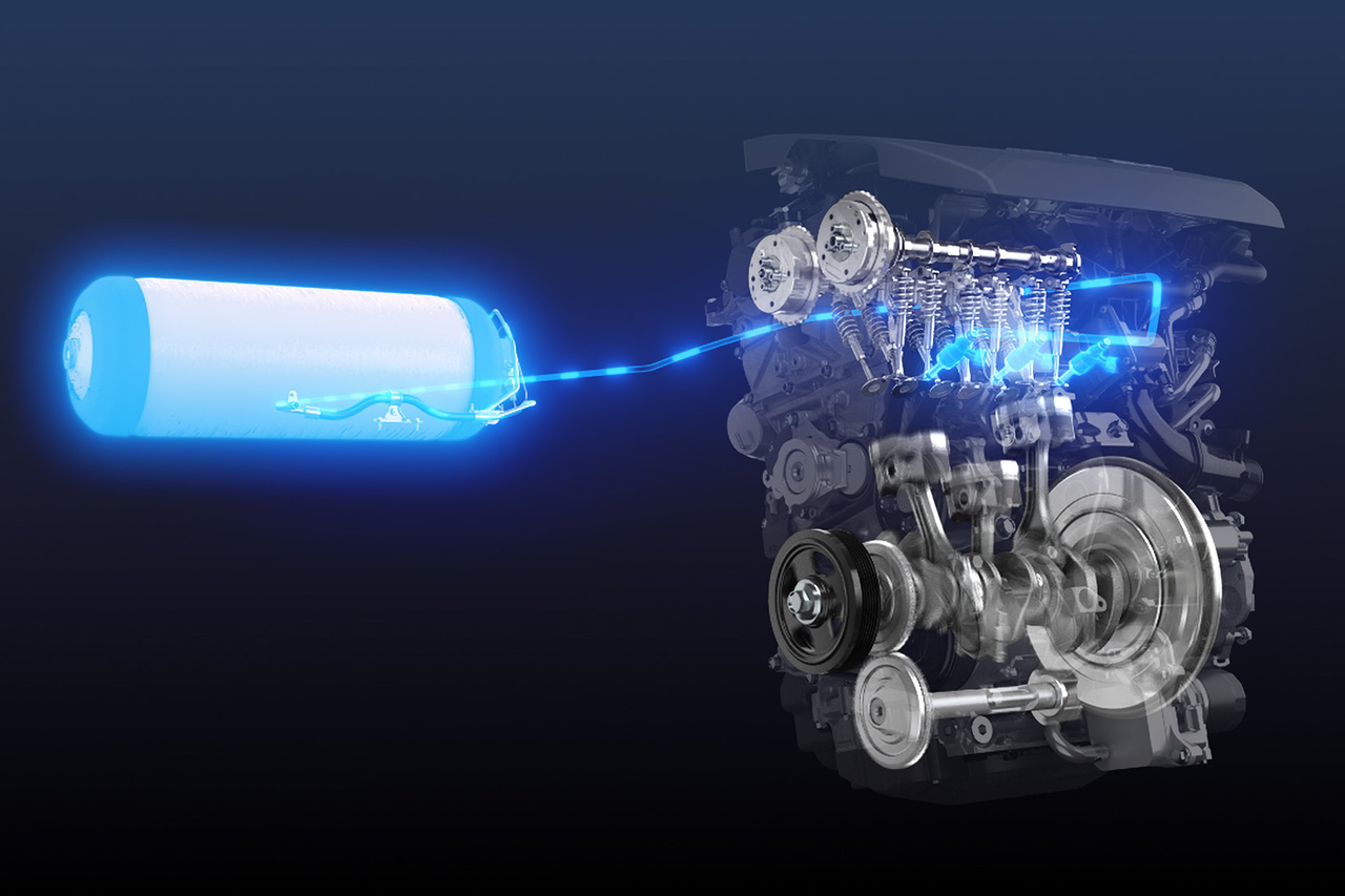 トヨタ、モータースポーツを通じた「水素エンジン」技術開発に挑戦