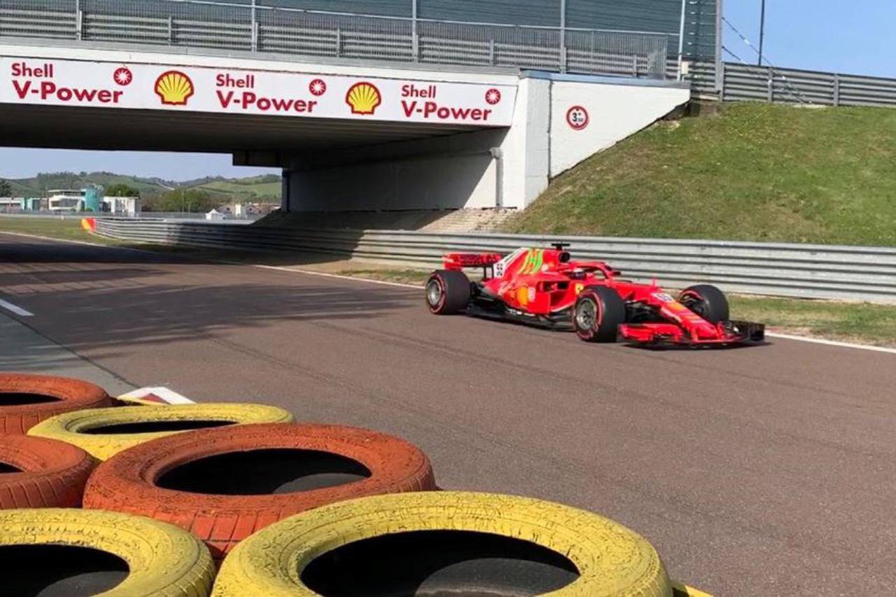 フェラーリF1、フィオラノで2日間のプライベートテストを完了