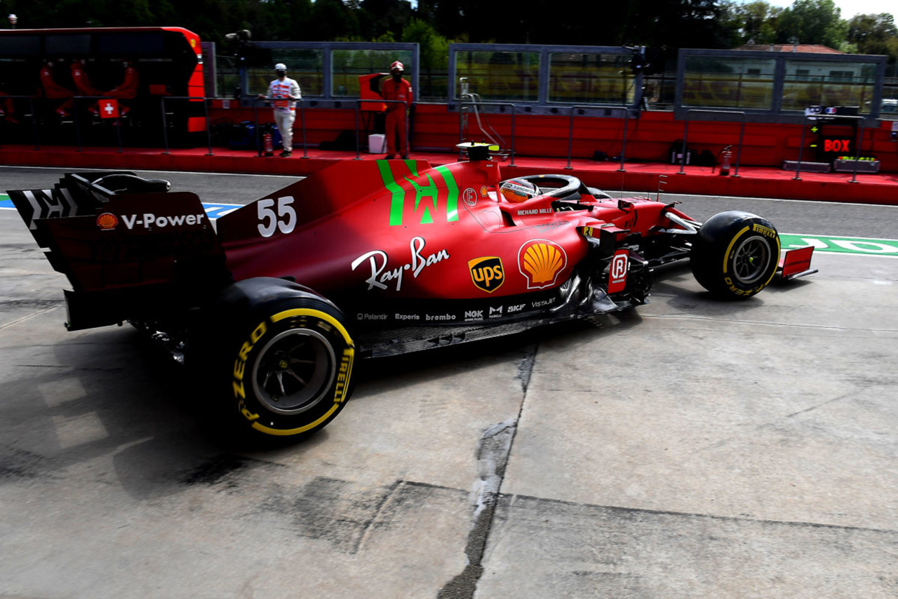 フェラーリF1 「2021年の好転は相関関係の改善に起因」