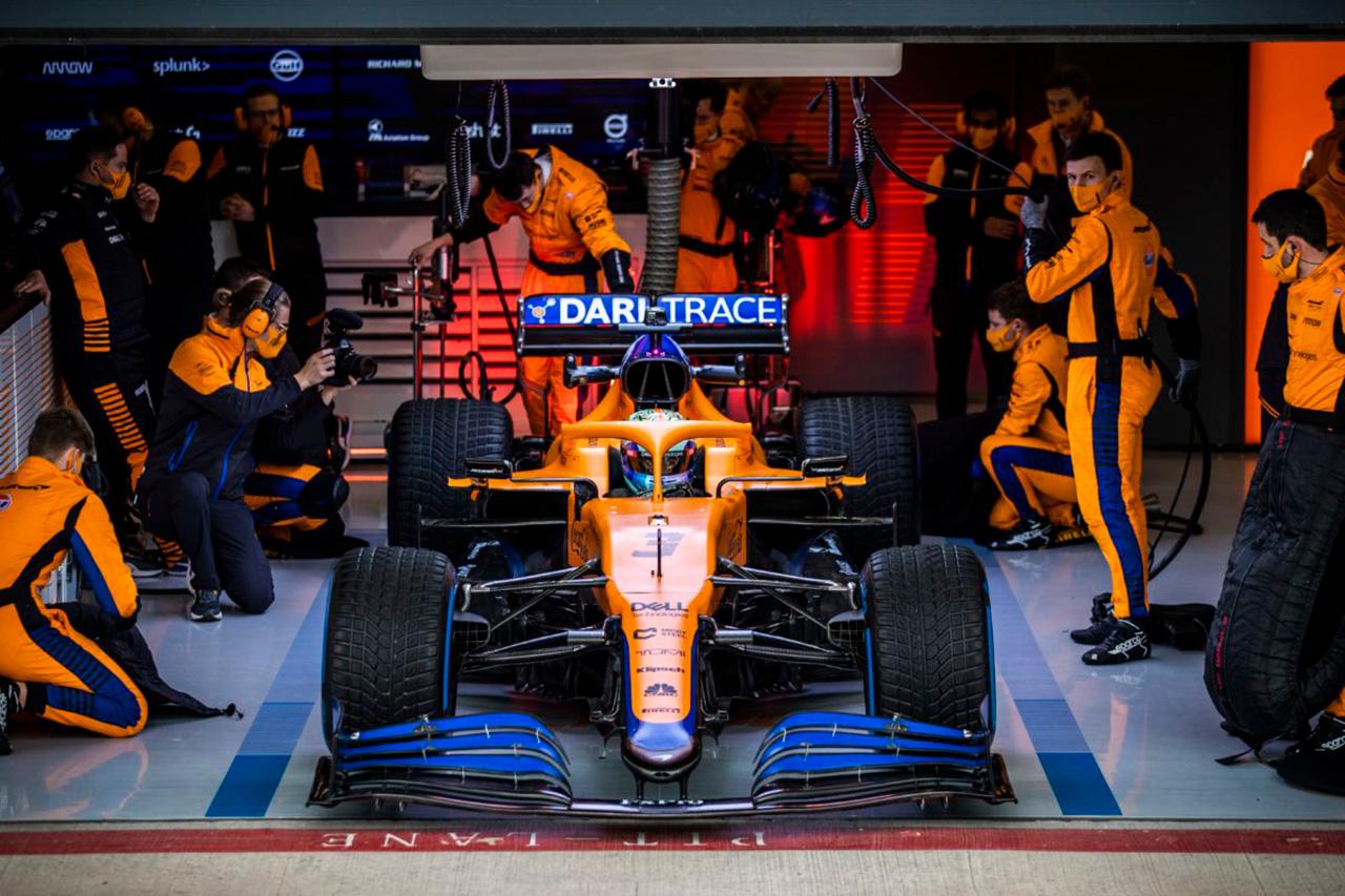 マクラーレンF1 「フェラーリと戦うために2021年マシンの開発は継続」