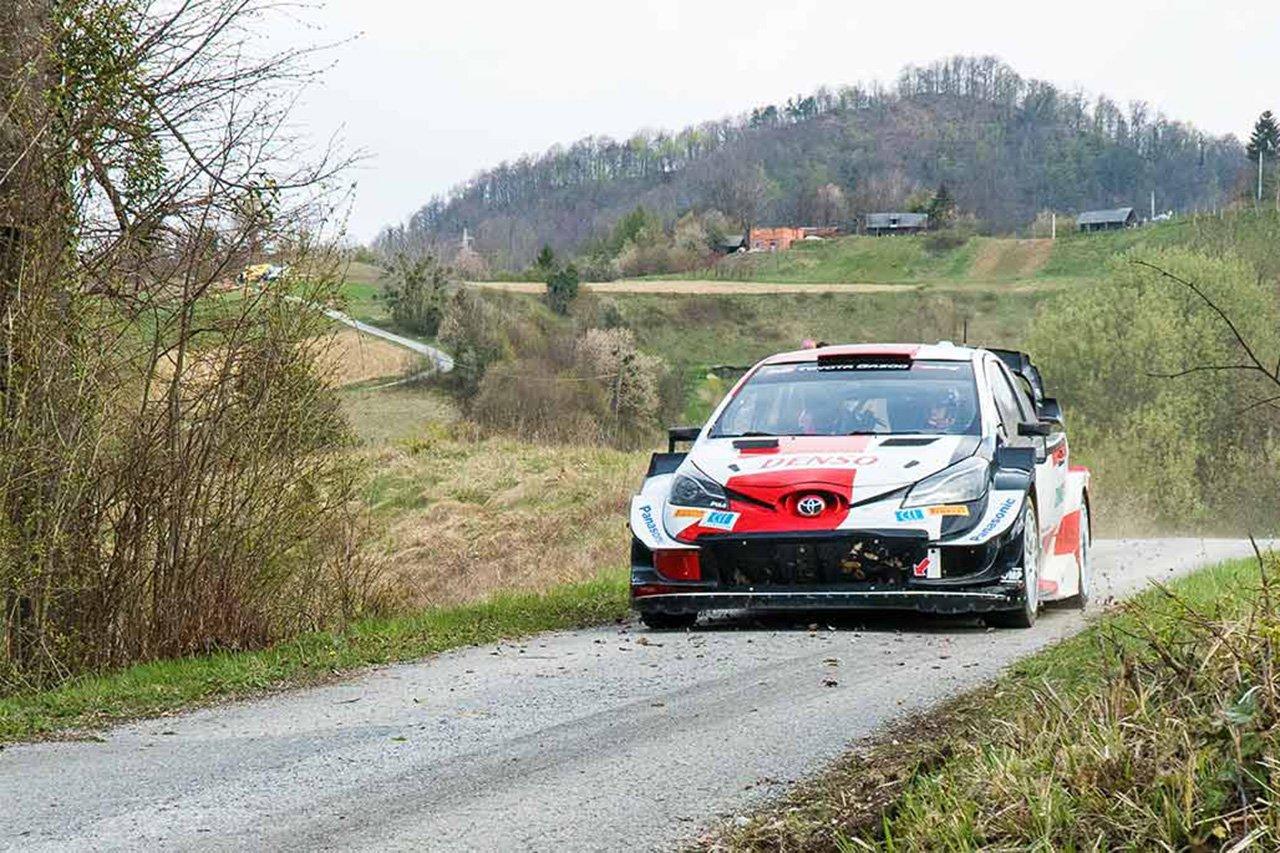トヨタ:WRC 第3戦 クロアチア・ラリー プレビュー