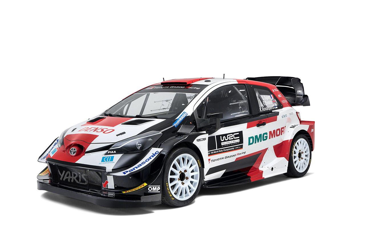 トヨタ:WRC 第2戦 アークティック・ラリー・フィンランド プレビュー