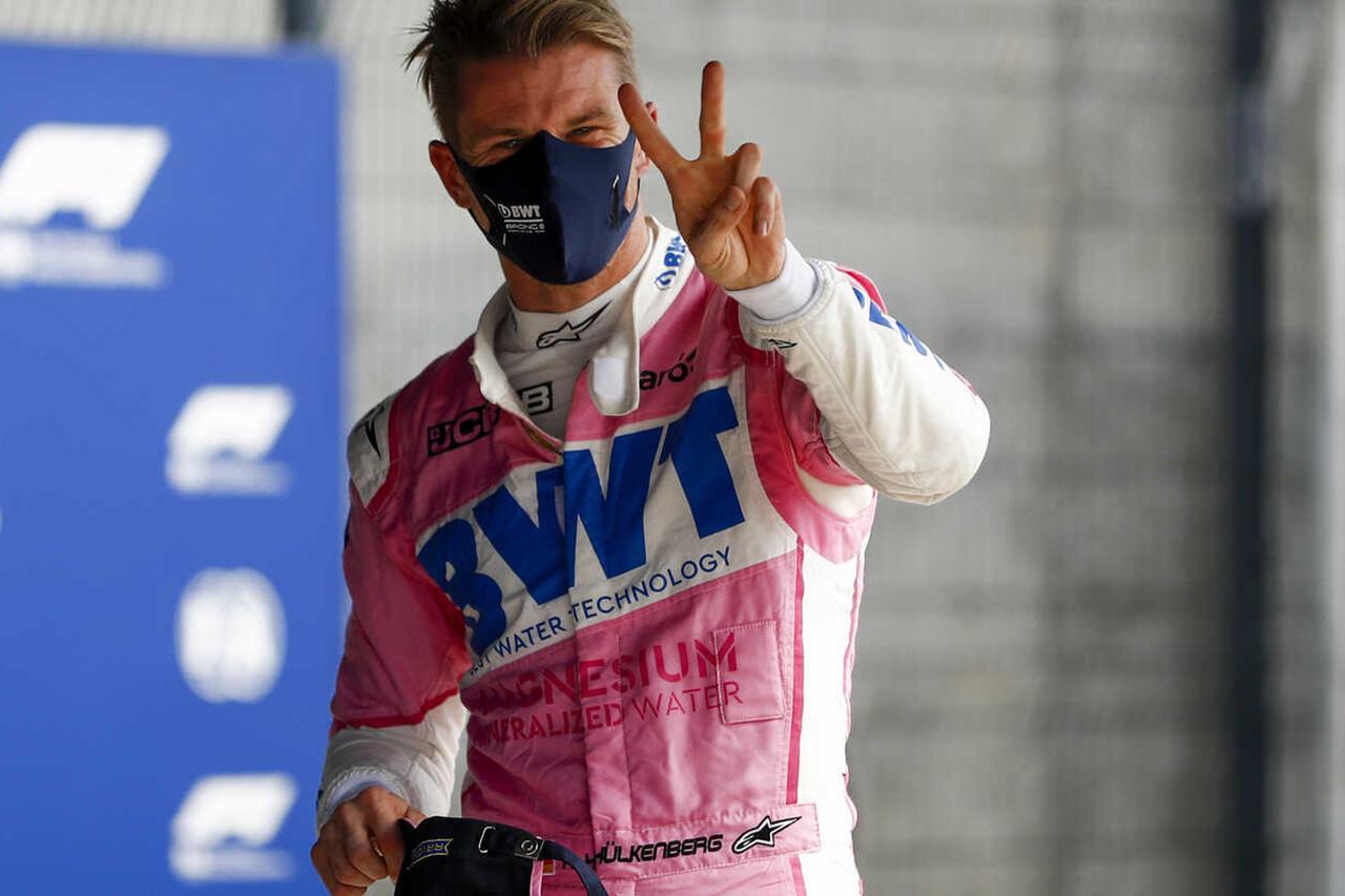 ニコ・ヒュルケンベルグ 「レッドブルF1のレースは見たくない(笑)」