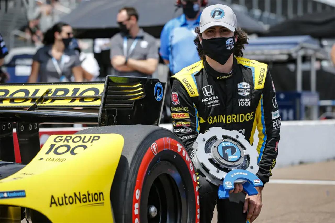 インディカー:コルトン・ハータがポールポジションを獲得。佐藤琢磨15番手 / 第2戦 セントピーターズバーグ