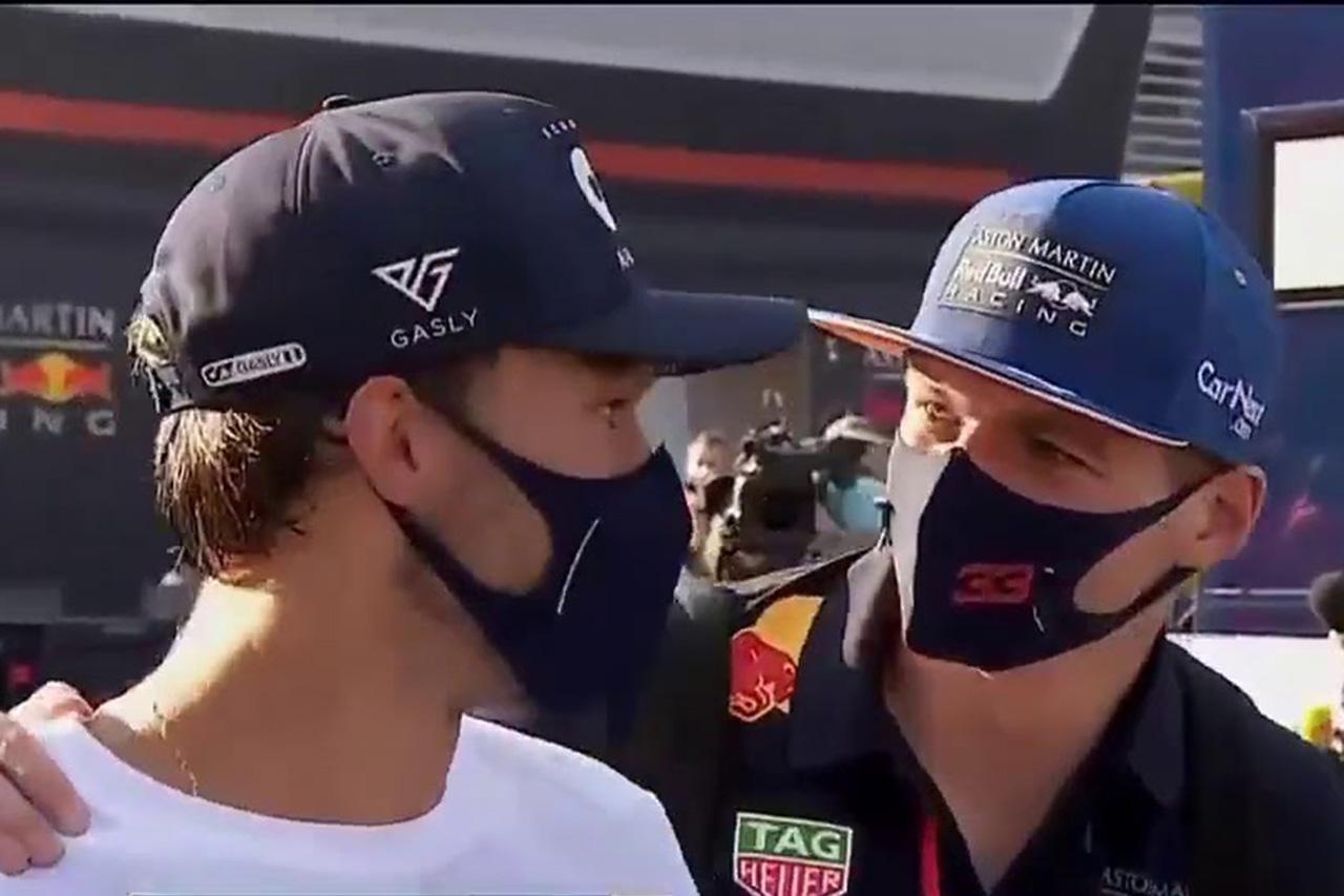 アルファタウリ・ホンダF1のピエール・ガスリー 「フェルスタッペンが王座を獲るのは時間の問題」