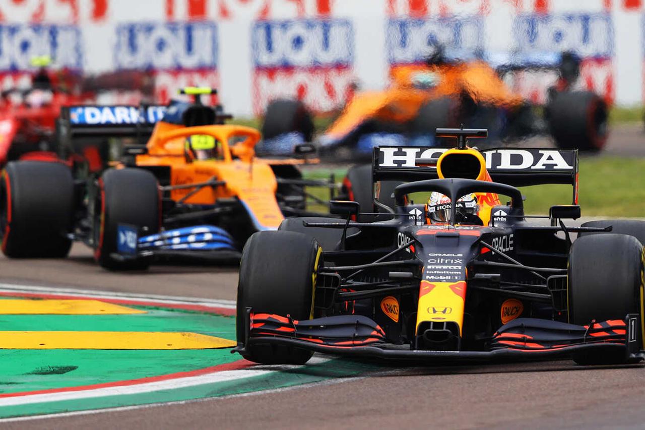 マクラーレンF1のランド・ノリス 「マックス・フェルスタッペンを抜かなくてよかった」