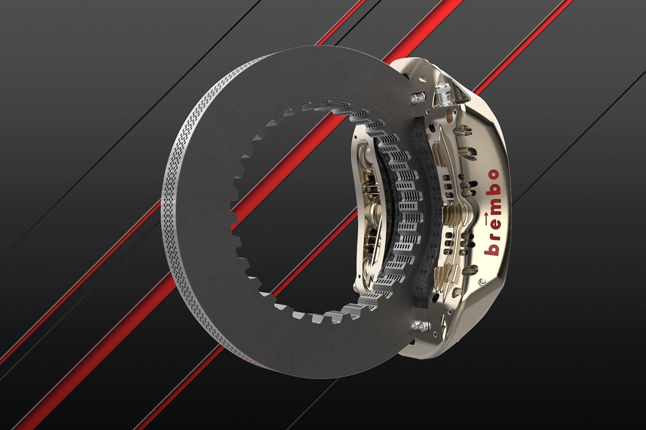 F1技術解説:ブレンボ、2021年の技術革新と2022年にむけて