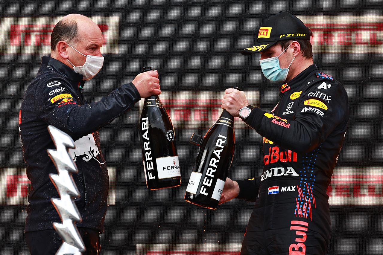 レッドブル・ホンダF1のマックス・フェルスタッペン 「マシン開発がタイトルを決する」