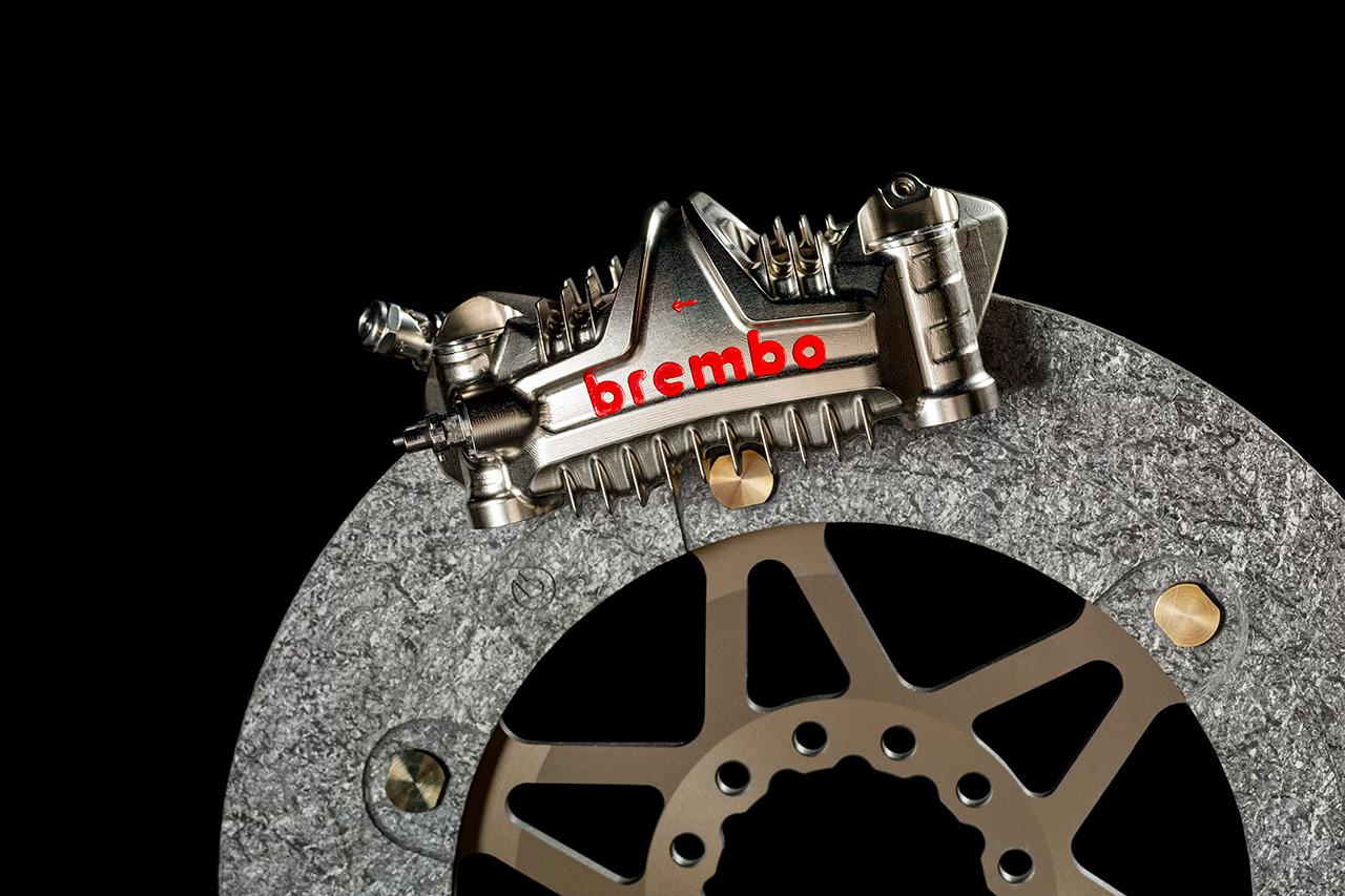 2021年 MotoGP世界選手権におけるブレンボブレーキのトレンド