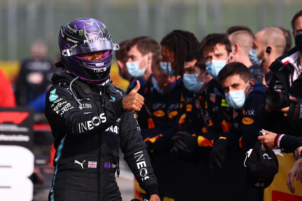 メルセデスF1代表 「イモラ後に選手権をリードしているのは怪我の功名」