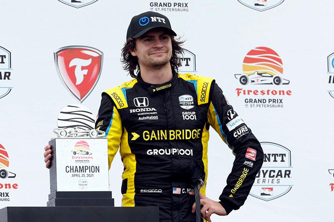 コルトン・ハータ 「フェラーリと契約できればハースでのF1参戦もあり」