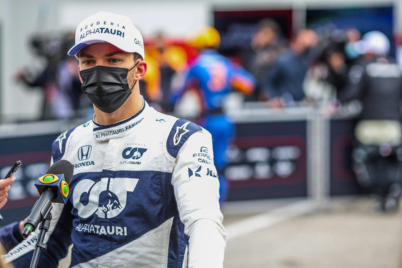 ピエール・ガスリー 「予選はポジティブ。戦略ミスを防ぐ必要がある」 / アルファタウリ・ホンダ F1ポルトガルGP プレビュー