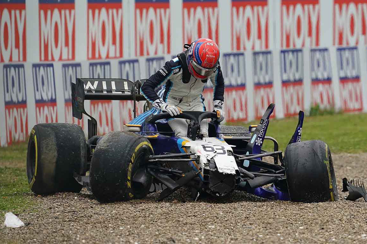 ウィリアムズF1 「パーツの在庫補充に多大な努力を払った」