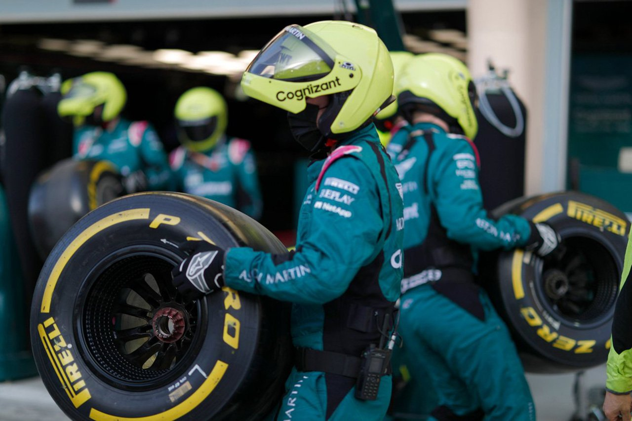 F1:スプリント予選の週末のセッション構成とタイヤ配分