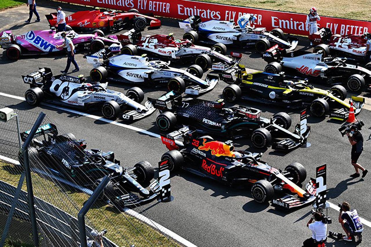 F1イギリスGP:スプリント予選を実施する最初のグランプリに決定