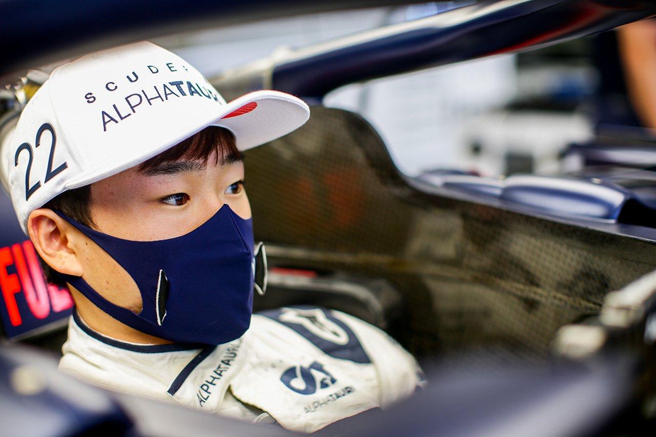 角田裕毅 「チームのことを考えてクリーンなレースをする必要がある」 / アルファタウリ・ホンダ F1ポルトガルGP インタビュー
