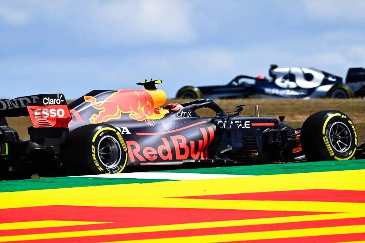 ホンダF1:2021年 F1ポルトガルGP 金曜フリー走行レポート