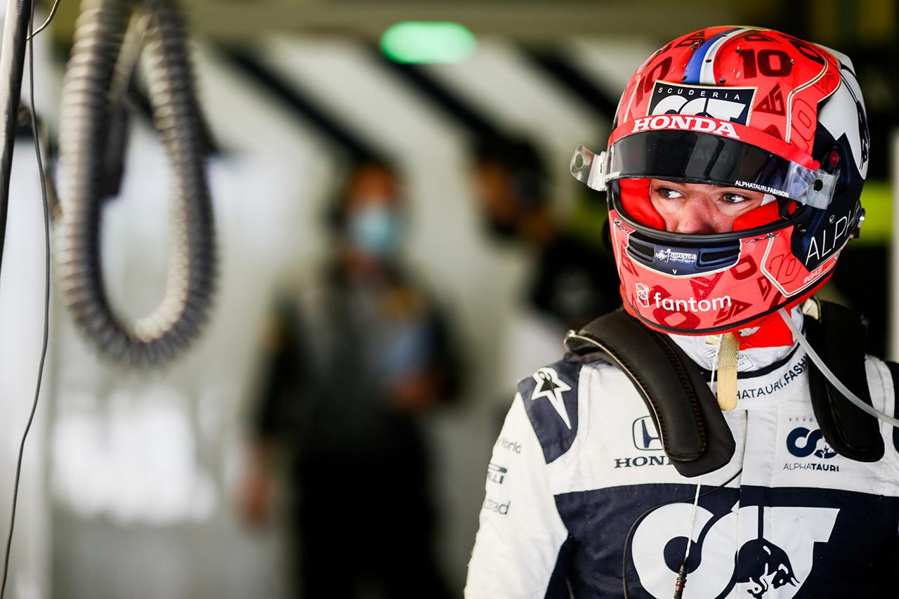 ピエール・ガスリー 「Q3進出には多くのことに取り組まなければならない」 / アルファタウリ・ホンダ F1ポルトガルGP 金曜フリー走行