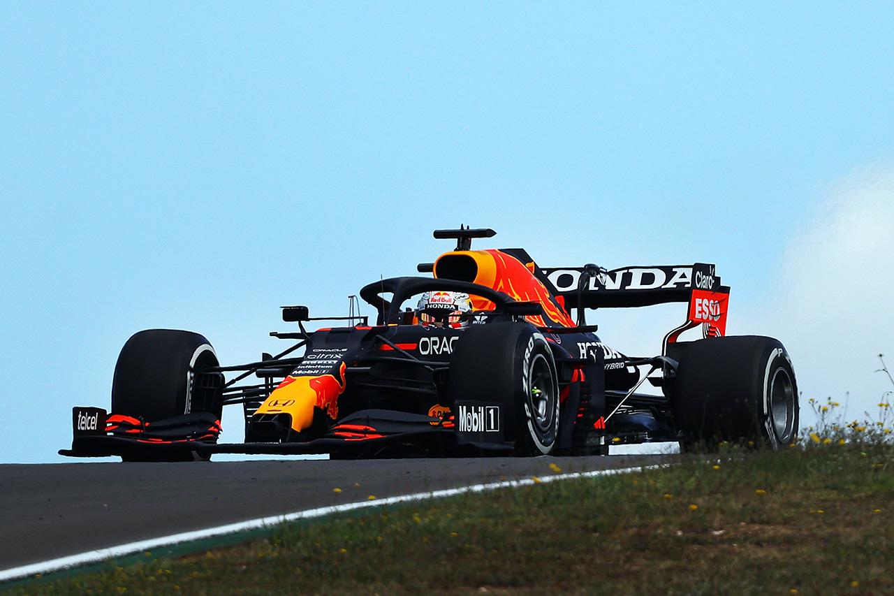 【速報】 F1ポルトガルGP FP2 結果:マックス・フェルスタッペン2番手、角田裕毅は14番手