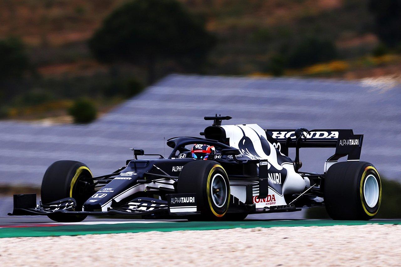 【速報】 F1ポルトガルGP FP3 結果:マックス・フェルスタッペンが首位。角田裕毅は11番手
