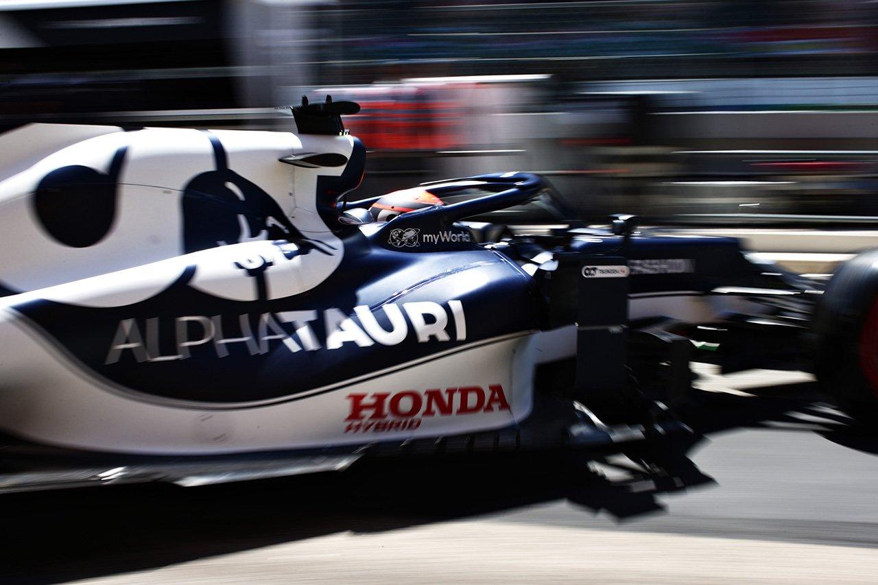 【速報】 F1ポルトガルGP 予選Q2:ホンダF1勢は角田裕毅がノックアウト