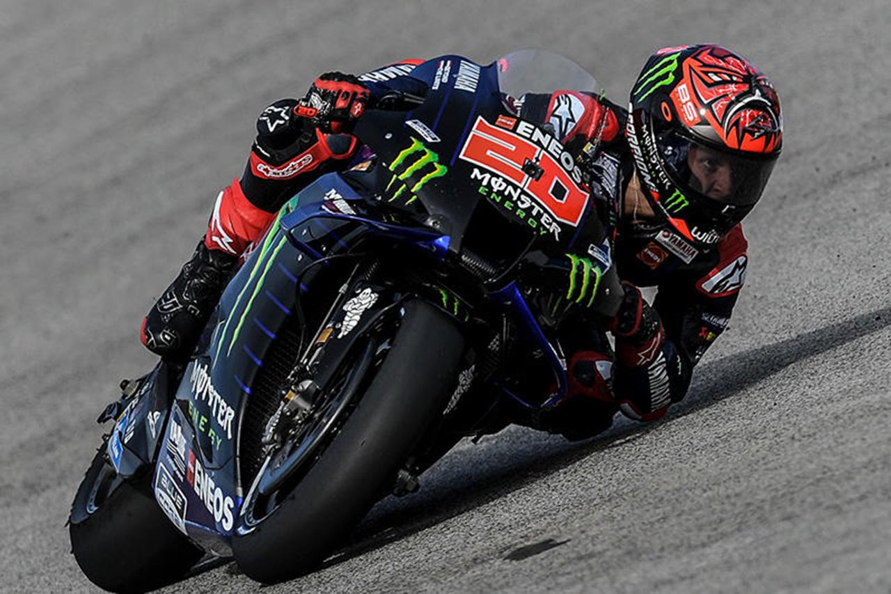 MotoGP:ヤマハ 2021年 第4戦 スペインGP 初日レポート