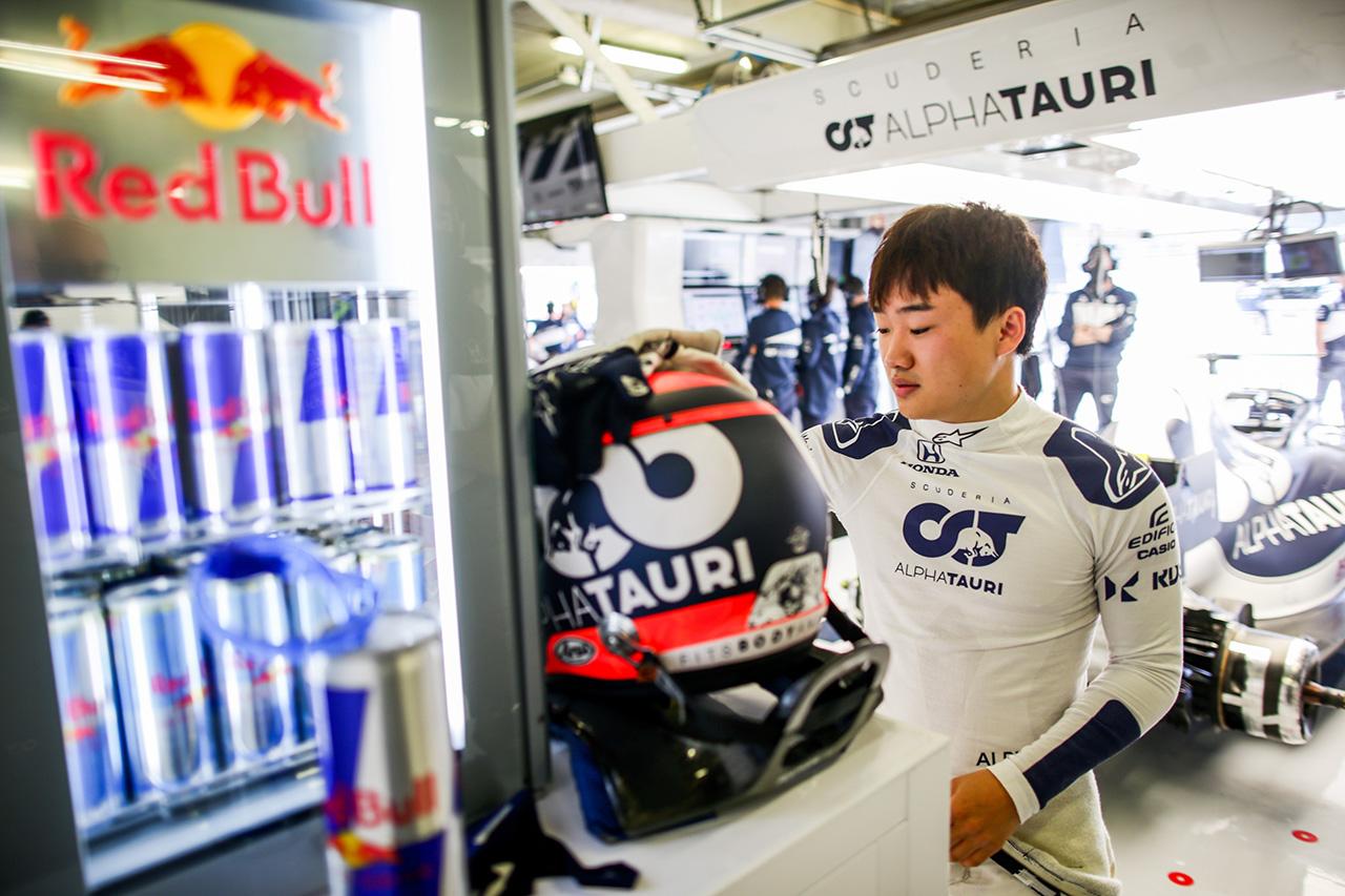 角田裕毅、初走行のサーキットも「スピーディーに適応できた」 / アルファタウリ・ホンダ F1ポルトガルGP 金曜フリー走行