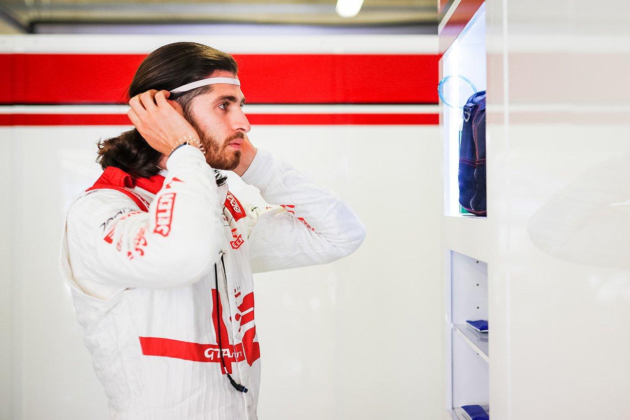アントニオ・ジョビナッツィ 「12番手は僕たちの進歩を示している」 / アルファロメオ F1ポルトガルGP 予選