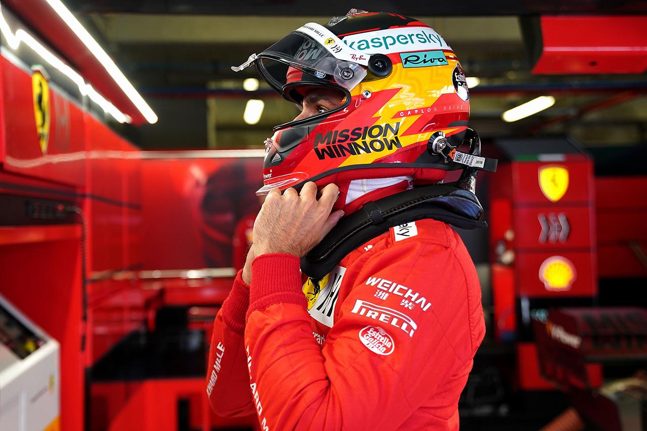カルロス・サインツ 「自分のアプローチがうまく機能している」 / フェラーリ F1ポルトガルGP 予選