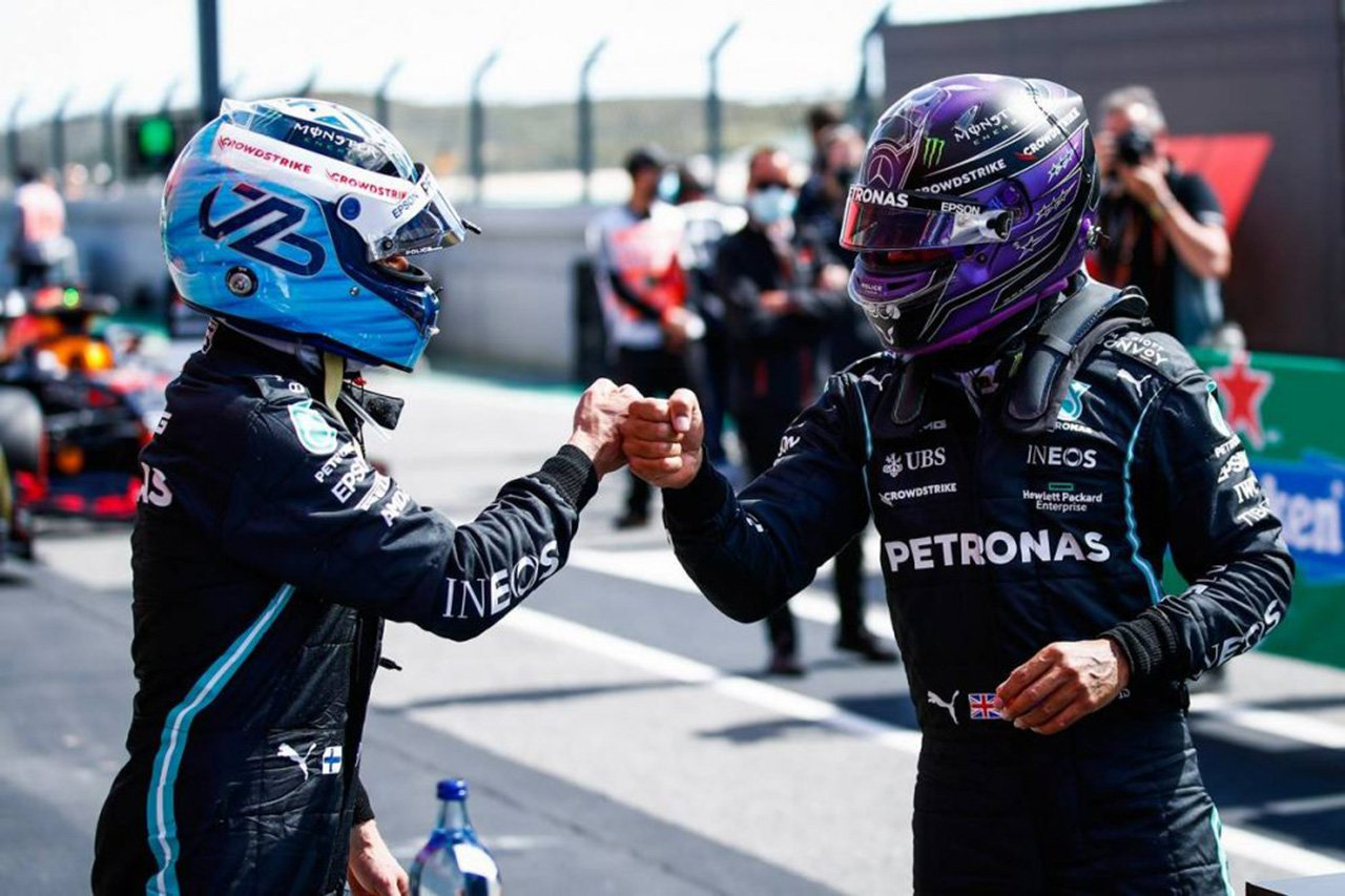 2021年 F1ポルトガルGP 予選:トップ10 ドライバーコメント