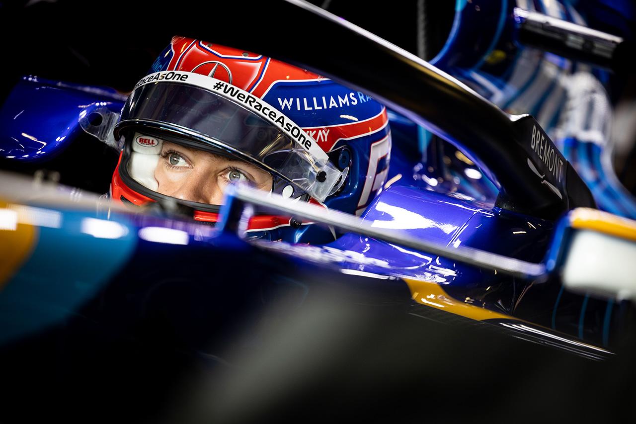 ジョージ・ラッセル 「11番手は3年間のベストリザルト。誇りに思う」 / ウィリアムズ F1ポルトガルGP 予選