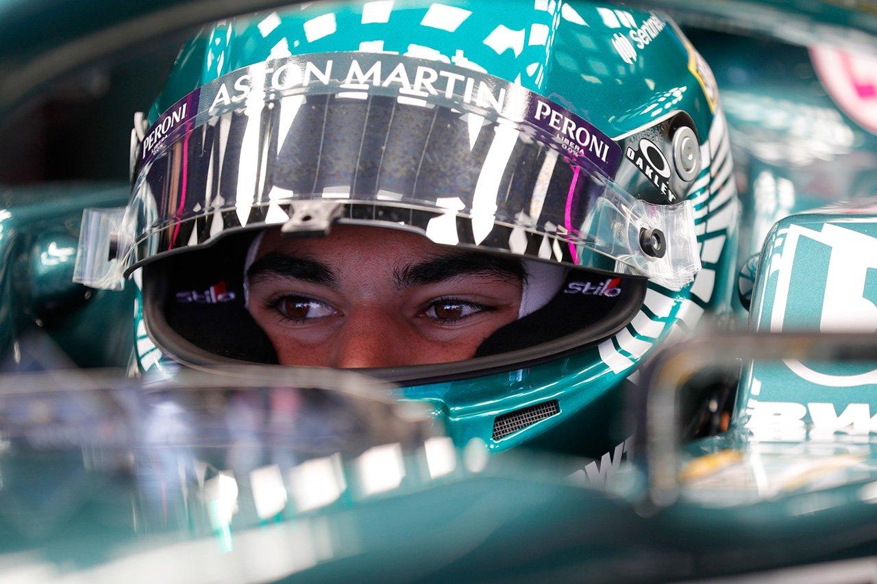 ランス・ストロール 「マシンにあまり頼ることができなかった」 / アストンマーティン F1ポルトガルGP 予選
