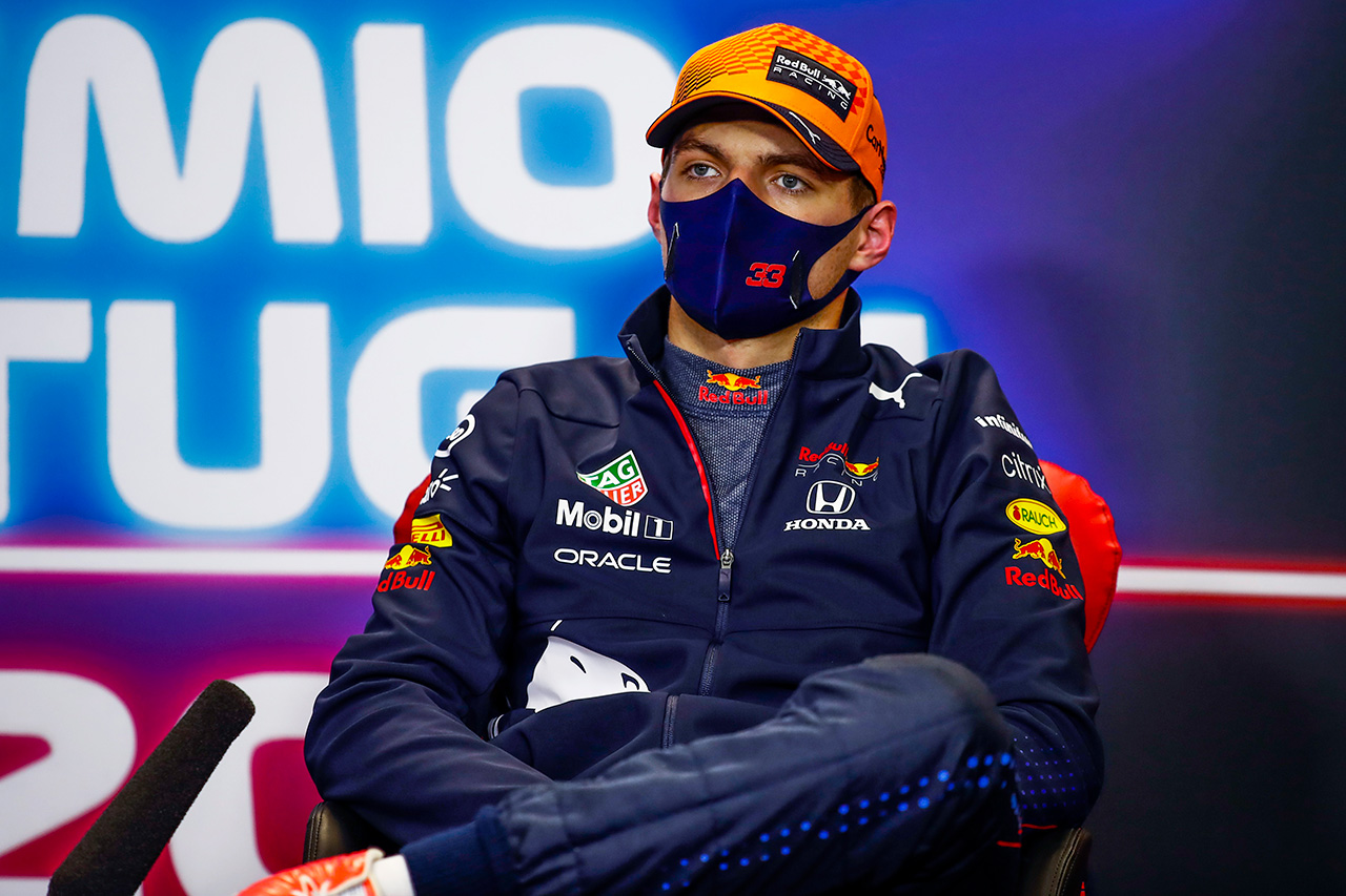 マックス・フェルスタッペン 「ベッテルに遭遇するまではポールを確信していた」 / レッドブル・ホンダ F1ポルトガルGP 予選