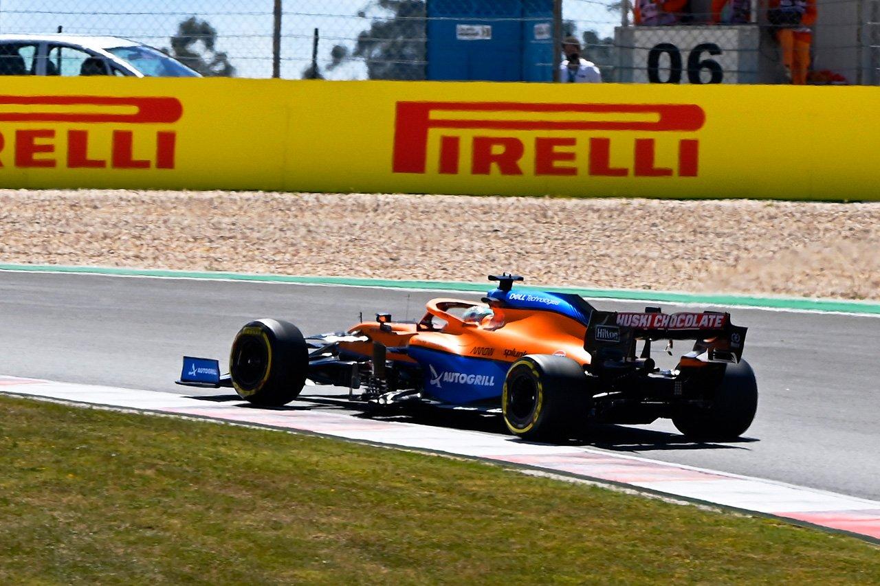 マクラーレン、メルセデスのためにレッドブルの予選アタックを妨害? / F1ポルトガルGP 予選
