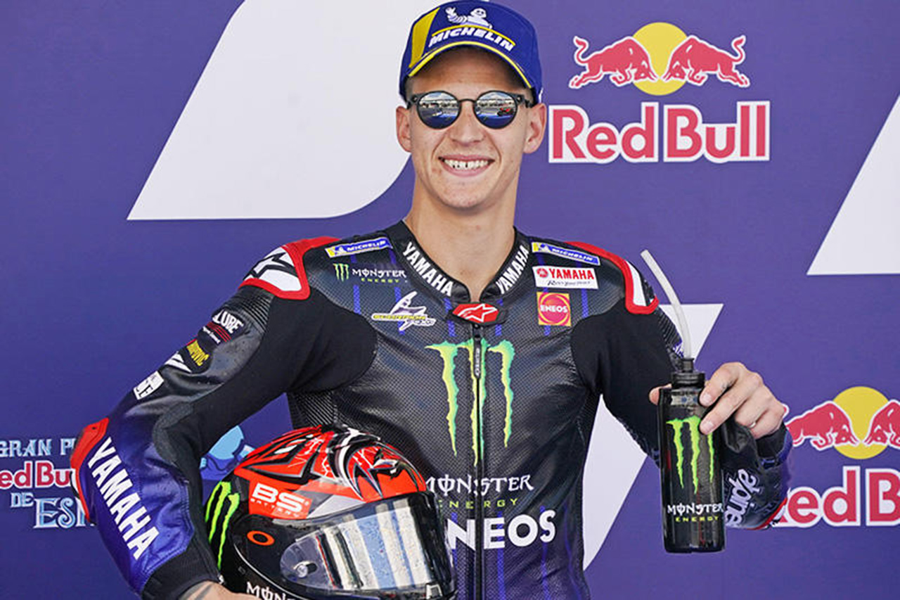 MotoGP:ヤマハ 2021年 第4戦 スペインGP 予選レポート