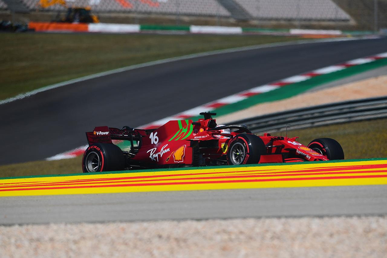 【動画】 2021年 F1ポルトガルGP フリー走行3回目 ハイライト