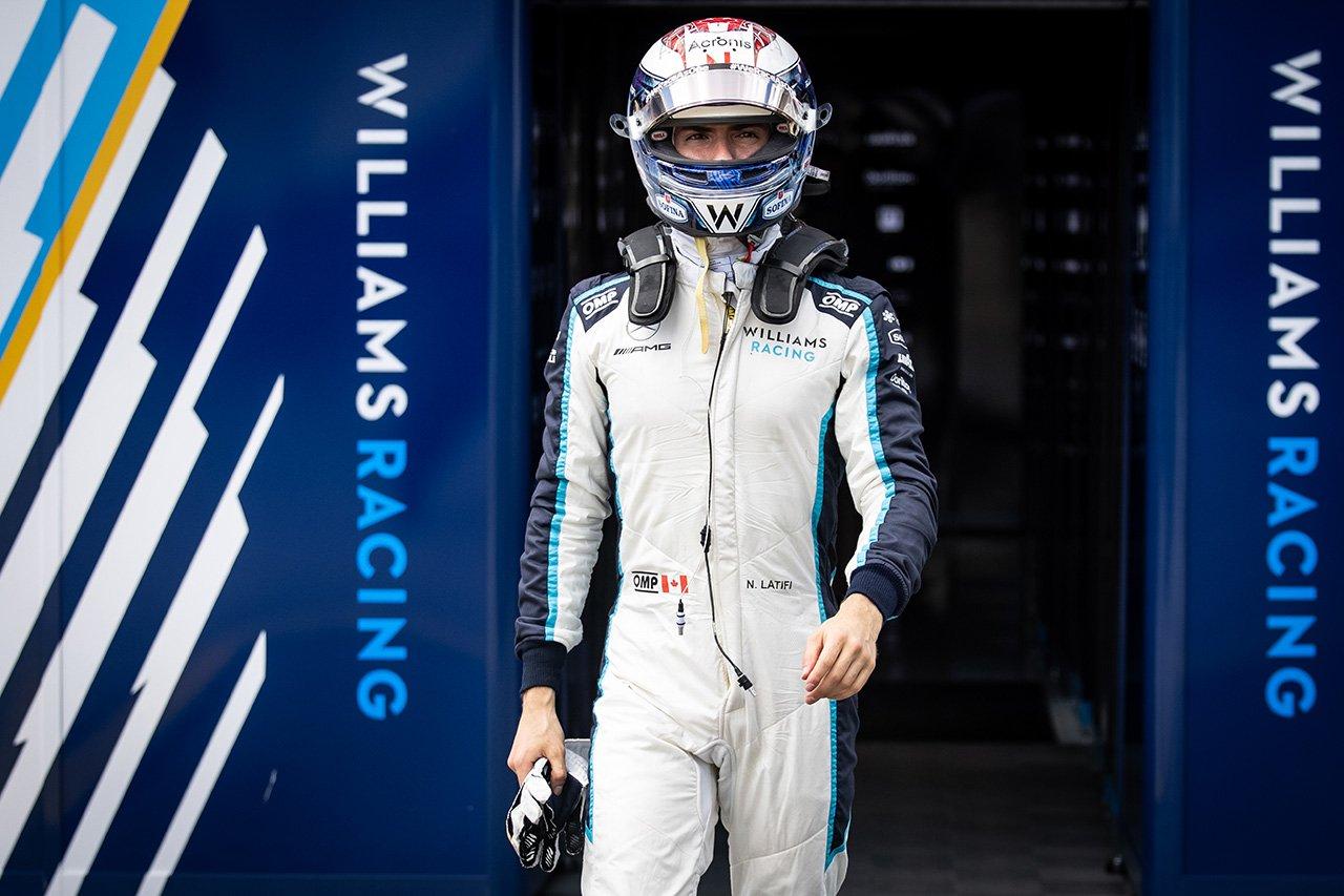 ニコラス・ラティフィ 「Q1の最後にクリーンなラップが得られなかった」 / ウィリアムズ F1ポルトガルGP 予選