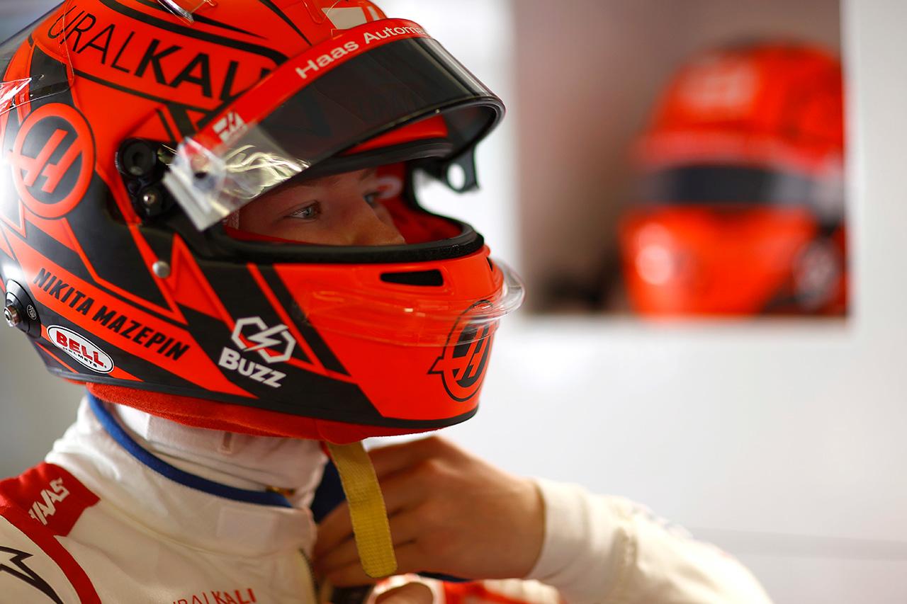 ニキータ・マゼピン 「マシンのフィーリングははるかに良くなっている」 / ハースF1チーム F1ポルトガルGP 予選