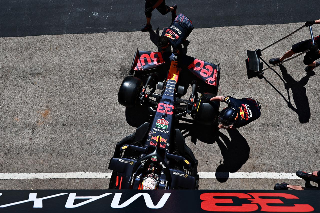 レッドブル・ホンダF1 分析:ミディアムを攻略したメルセデスが優勢 / F1ポルトガルGP 予選