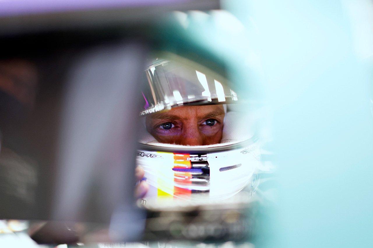 セバスチャン・ベッテル、移籍後初のQ3「より自然になってきている」 / アストンマーティン F1ポルトガルGP 予選